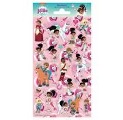 Nickelodeon Stickervel Twinkle - Nella de Ridderprinses