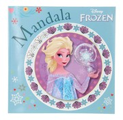 Disney Disney Frozen Mandala Kleurboek