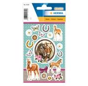 "Herma Jewel magic sticker ""Horses"""