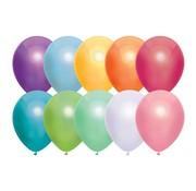 Haza Original Ballonnen Metallic Assorti 10 stuks 30 cm