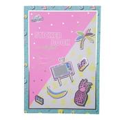 "Craft Universe Stickers + Kaarten ""Ananas"""