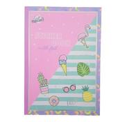 """Craft Universe Stickers + Kaarten """"Flamingo"""""""