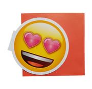 "Phonicons Wenskaart Emoji ""Lovely"""