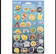 """Emoji Emoji stickerblok """"100"""" +/- 250 stuks"""
