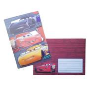 """Disney Wenskaart Disney's Cars """"Team"""""""