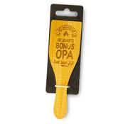 "Miko Eet smakelijk - Gourmet Spatel ""Bonus Opa"""