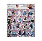 """Disney Disney Foam Stickers """"Frozen"""" +/- 22 Stickers"""