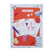 """Toy Universe Toy Universe Leren is leuk """"Rekenen"""" 6 - 7 Jaar"""