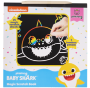 Nickelodeon Baby Shark krasboek