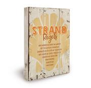 "Miko Beach collectie ""Strandregels"""