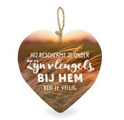 """Miko Geloof, Hoop & Liefde """"Zijn vleugels"""""""