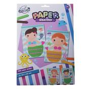 """Craft Universe Paper Weaving """"Zeemeermin"""""""