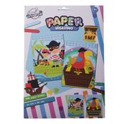 "Craft Universe Paper Weaving ""Piraat"""