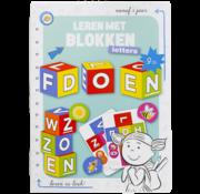 Toy Universe Nummers leren met blokken / Letters / leren is leuk