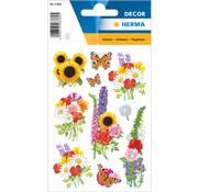 """Herma Papier stickers """"Bloemen"""""""