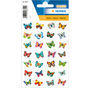 "Herma Glitter stickers ""Vlinders"""