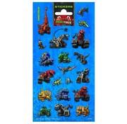 Stickervel DinoTrux