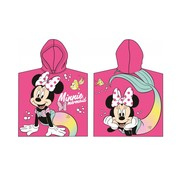 Badponcho Minnie Mouse Mermaid