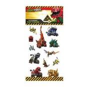 Tijdelijke Tatto's Dinotrux