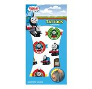 Tijdelijke Tatto's Thomas de trein
