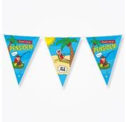PaperDreams Vlaggenlijn Geniet van je pensioen 10 meter