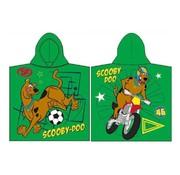"""Badponcho Scooby Doo """"groen"""""""