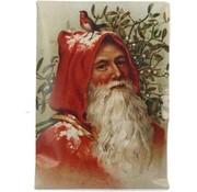Geurzakje Santa (kaneel) 17x11,5cm