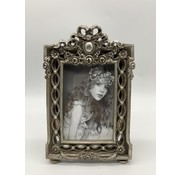 Foto lijstje 10x15 cm Zilverkleurig