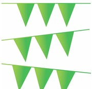 Joni's Winkel Vlaggenlijn Licht groen 10 meter