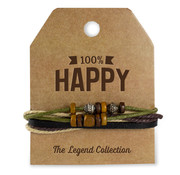 """Miko The Legend Collection Armband """"Happy"""""""