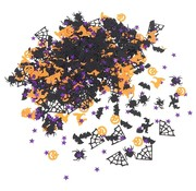 "Joni's Winkel Confetti Halloween ""Black-Orange"" 14 gr."