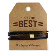 """Miko The Legend Collection Armband """"The best"""""""