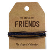 """Miko The Legend Collection Armband """"Friends"""""""