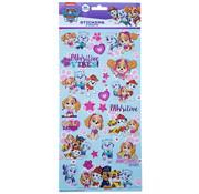 """Nickelodeon Stickers Paw Patrol """"Pawsitive"""" +/- 50 stuks"""