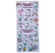 Marvel Stickers Hello Kitty +/- 50 stuks