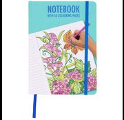 "Notitieboek A5 ""Turquoise"""