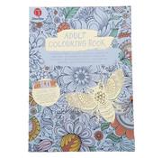 """Decotime Kleurboek voor volwassenen 160 Pagina's """"Beest"""""""