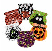 Joni's Halloween Shop Halloween uitdeel snoep tasjes 12 stuks