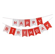 Joni's Winkel Mini Slinger Happy Birthday 1 meter