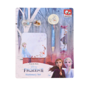"Disney Frozen II Stationery Set ""Potlod & notitieblokje"""