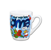 "PaperDreams Cartoon Mok ""Oma"""