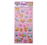 "Nickelodeon Stickers Paw Patrol ""One Team"" +/- 50 stuks"