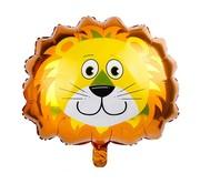 Joni's Winkel Folieballon Leeuw 72x76 cm
