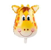 Joni's Winkel Folieballon Giraffe 77x89 cm