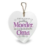 """Miko Hartje voor jou """"Moeder & Oma"""""""