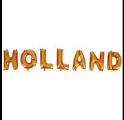 """Ballonnen set """"Holland"""" +/- 36 cm"""