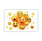"PC Cadeau Enveloppe ""Smileys en sterren"""