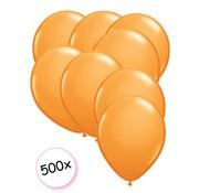 Joni's Winkel Ballonnen Oranje 500 stuks 27 cm