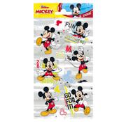 "Disney Stickervel Disney's Mickey Mouse Twinkle ""Fun Starts Here"""