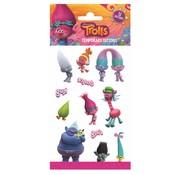 """Nickelodeon Tijdelijke Tattoo's """"Trolls"""""""